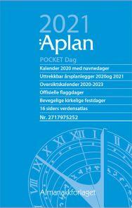 Ã…rsett 2021 Aplan Pocket Dag