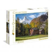 Puslespill 2000 Matterhorn Clementoni
