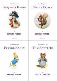 Beatrix Potter-pakke