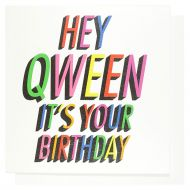 Systemkort PC Hey Qween Its Your Birthday