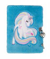 Dagbok Plysj Unicorn Tinka Cool School 2020