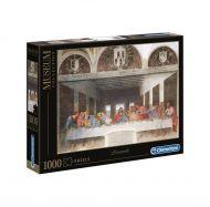 Puslespill 1000 Leonardo Clementoni