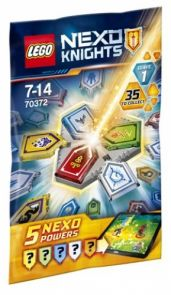 Lego Nexo Knights 70372
