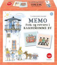Memo Kardemomme By Thorbjørn Egner