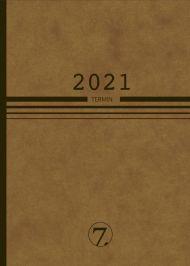 Avtalebok 2021 7.sans Termin Nature Uke A5 kartong