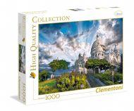Puslespill 1000 Montmartre Clementoni
