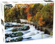 Puslespill 1000 River Vantaa Tactic