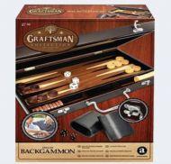 Spill Craftsman Deluxe Backgammon