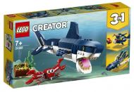 Lego Dypvannsskapninger 31088