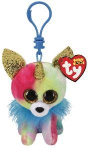 Bamse TY Yips Chihuahua Med Horn Clip