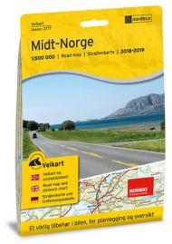 Veikart Midt-Norge