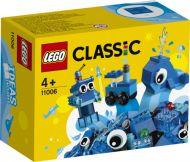 Lego Blå Kreativitetsklosser 11006