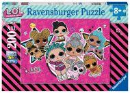 Puslespill 200 L.O.L. Girlpower Ravensburger