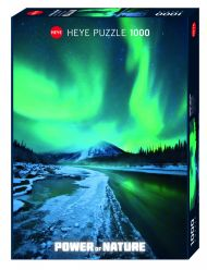Puslespill 1000 Northern Lights Heye