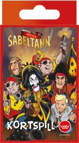 Kortspill Kaptein Sabeltann Firkort