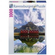 Puslespill 1000 Sunndalsøra Ravensburger