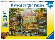 Puslespill 200 Savannen Ravensburger