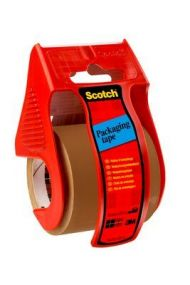 Emb.Tape Scotch 50mmx20m Med Disp. Brun