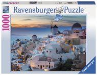 Puslespill 1000 Santorini Ravensburger