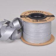 Gavebånd Sølv 10mm X 25m