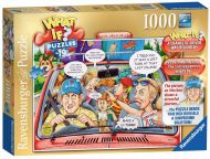Puslespill 1000 What If 19 - Fremme Snart Ravensbu