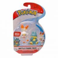 Leke Pokemon W4 Figure Battle Pack 6 Ass