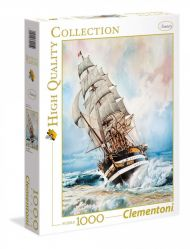 Puslespill 1000 High Color Amerigo Vespucci Clemen
