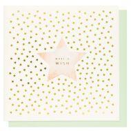 Systemkort Laser Cut Star Make A Wish