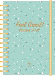 Kalender 7.sans Feel Good Student A5 20/21