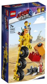 Lego Emmets Trippelsykkel 70823