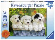 Puslespill 200 Kosehvalper Ravensburger