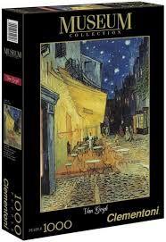 Puslespill 1000 Van Gogh Clementoni