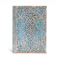 Paperblanks Maya Blue Midi 240 S. Linjert