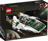 Lego Motstandsbevegelsens A-Wing Starfighter 75248