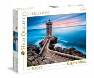 Puslespill 1000 Lighthouse Clementoni