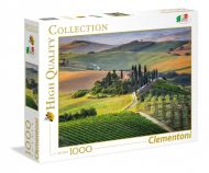Puslespill 1000 Tuscany Clementoni