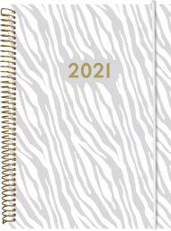Kalender 2021 Multi  A5 Uke Hvit