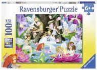 Puslespill 100 Magiske Feer Ravensburger
