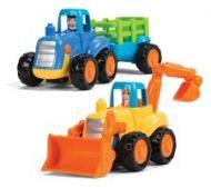 Bulldozer/Traktor