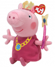 Bamse TY Princess Peppa Regular