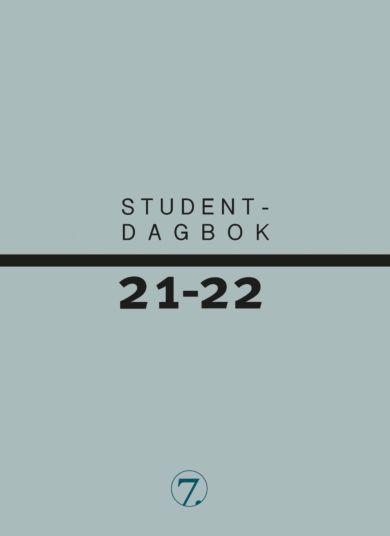 7.sans Kalender 21/22 Studentdagbok A5