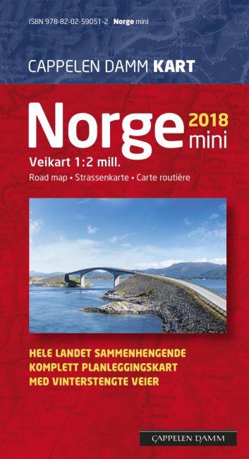 Norge mini 2018