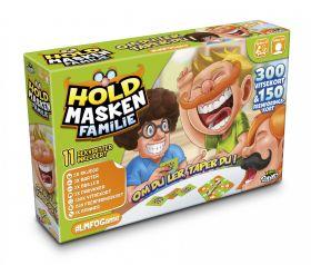 Spill Hold Masken - Familie