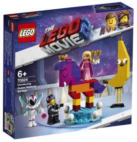 Lego Vi Presenterer Dronning Harruset Håpefull 708