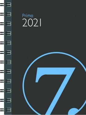 Lommekalender 2021 7.sans Primo Uke A8 kartong