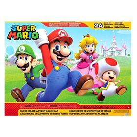 Adventskalender Super Mario 2021