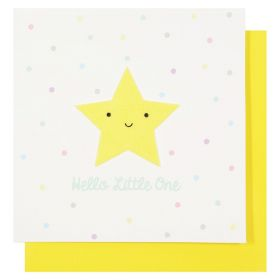 Systemkort PC Welcome Little One Star Felt