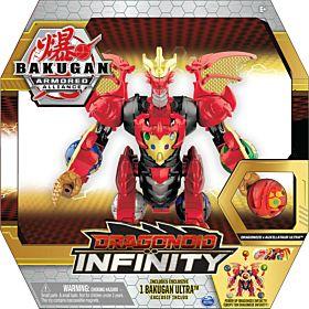 Leke Bakugan Dragonoid Infinity