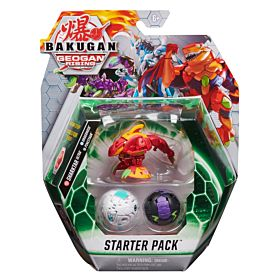 Bakugan Starter Pack S3