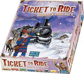 Spill Ticket To Ride Norden